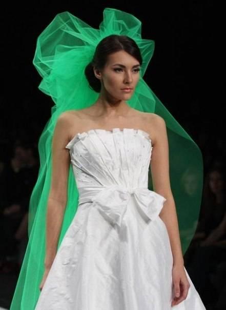 Свадебная фата и ее виды. украшения для невесты и жениха