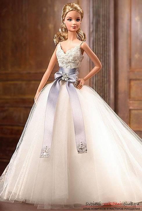 Как сложить подъюбник от свадебного платья
