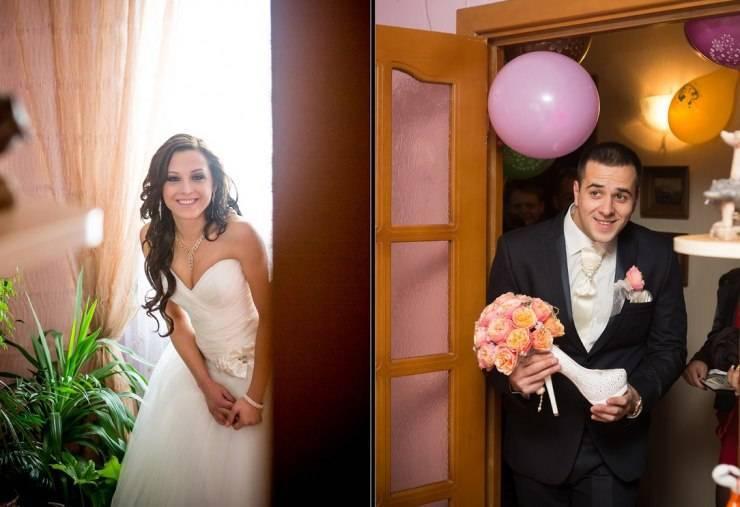 Свадебные приметы для невесты и жениха