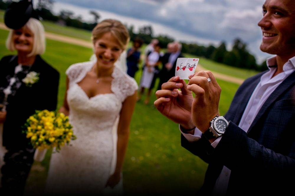 Варианты шоу на свадьбу