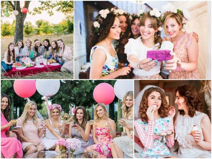 Прикольный сценарий девичника, где и как провести встречу с подружками перед свадьбой