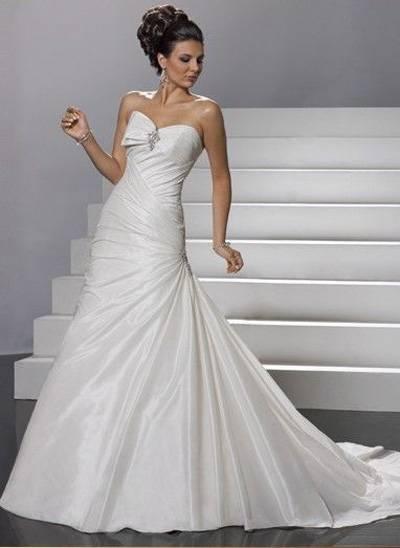 Пышное платья на свадьбу: 100 красивых и стильных фото современных фасонов