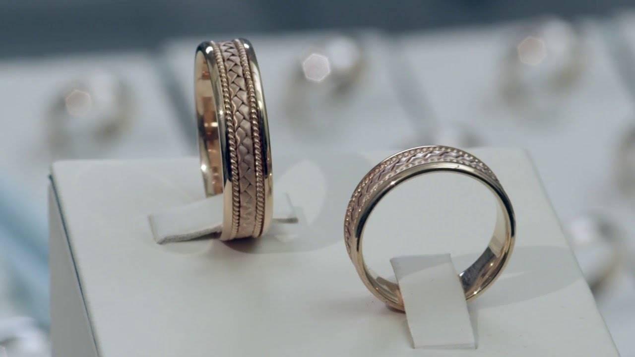 Парные обручальные кольца – модное и всегда актуальное решение для влюбленных