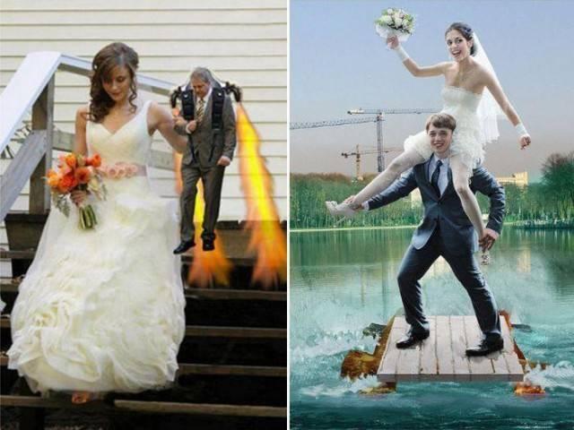Заряд позитива! курьезы на свадьбах: фото, примеры и советы, как их избежать