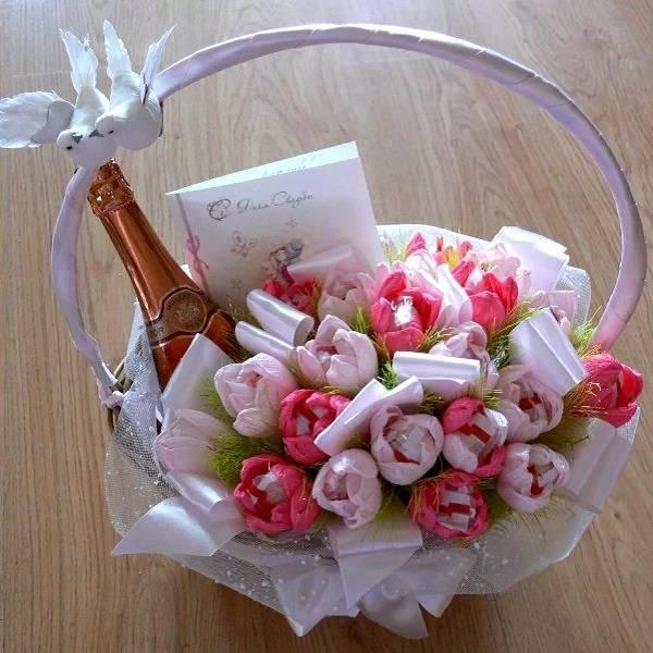 Радуем гостей на свадьбе – готовим оригинальные подарки для гостей