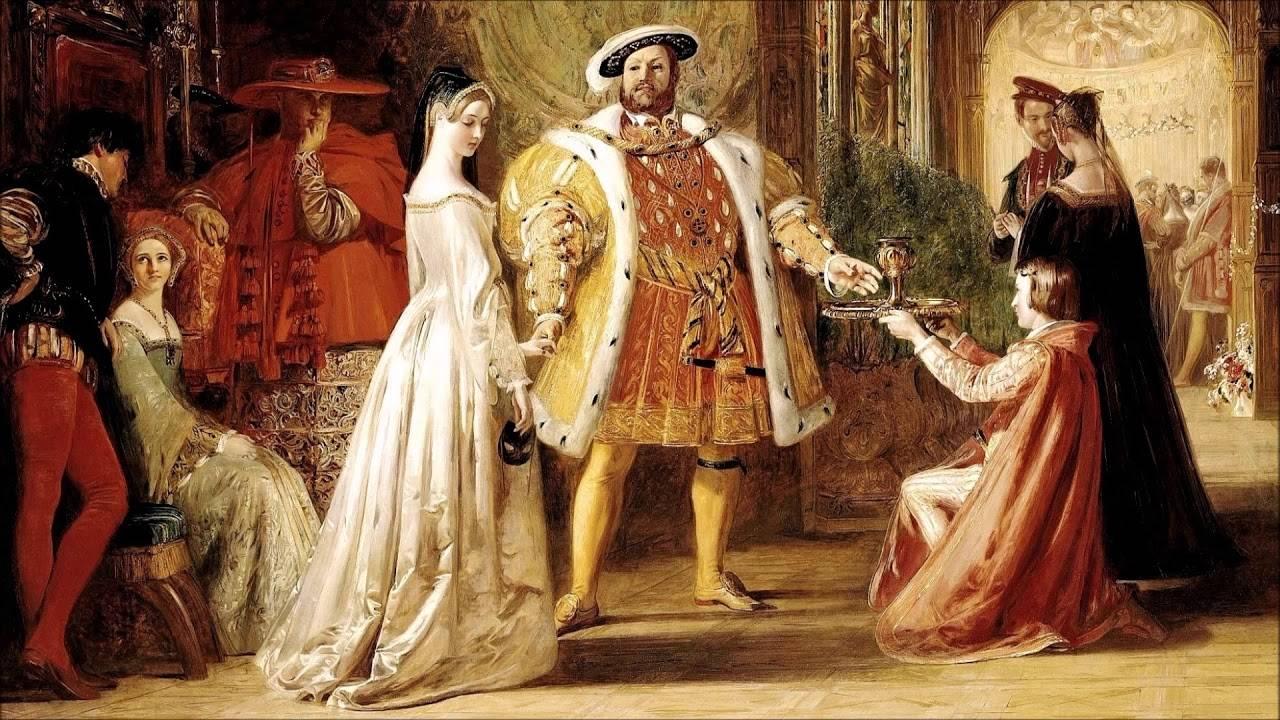 Первая брачная ночь молодоженов