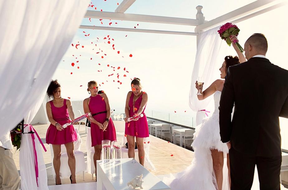 Свадьбы в греции на острове закинф
