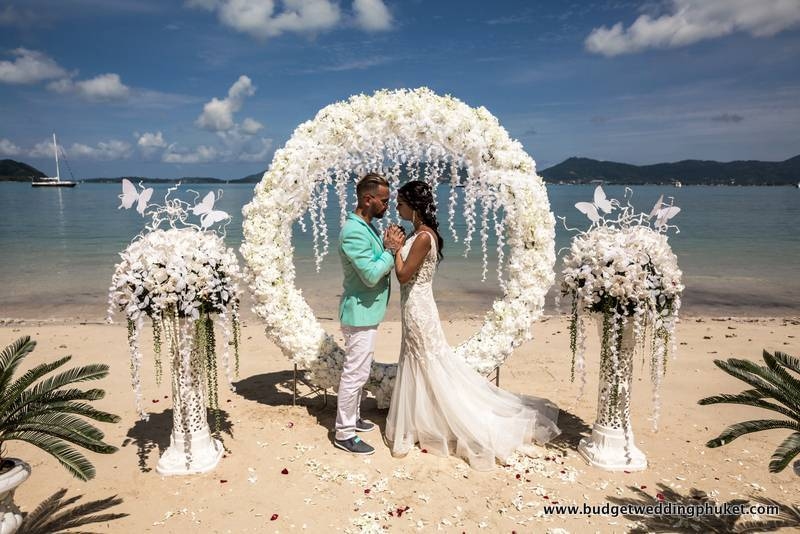 Свадьба в таиланде: экзотическое место для романтической пары
