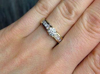 Кольца помолвочные. 128 фотографий красивых колец для помолвки. | мужчинам от женщин