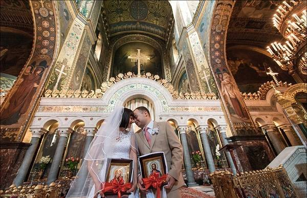 Получение развода после венчания в церкви