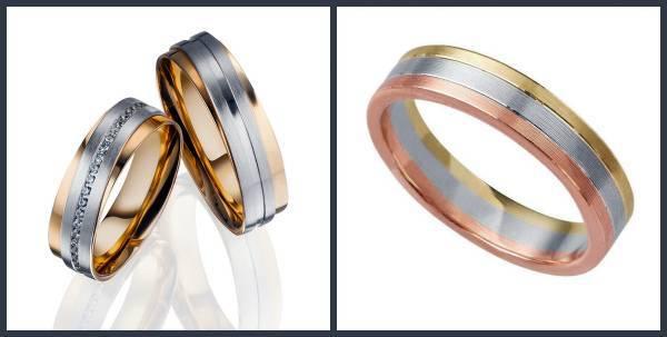Кольца на свадьбу — 81 фото необычных и уникальных идей для современной пары