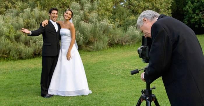 Как выбрать фотографа на свадьбу: ценные советы