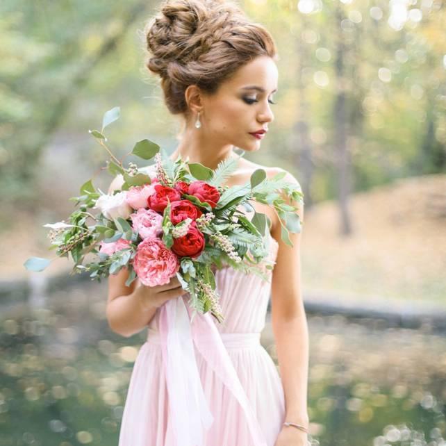 Приметы про букет невесты: каким должен быть свадебный букет и как его бросать