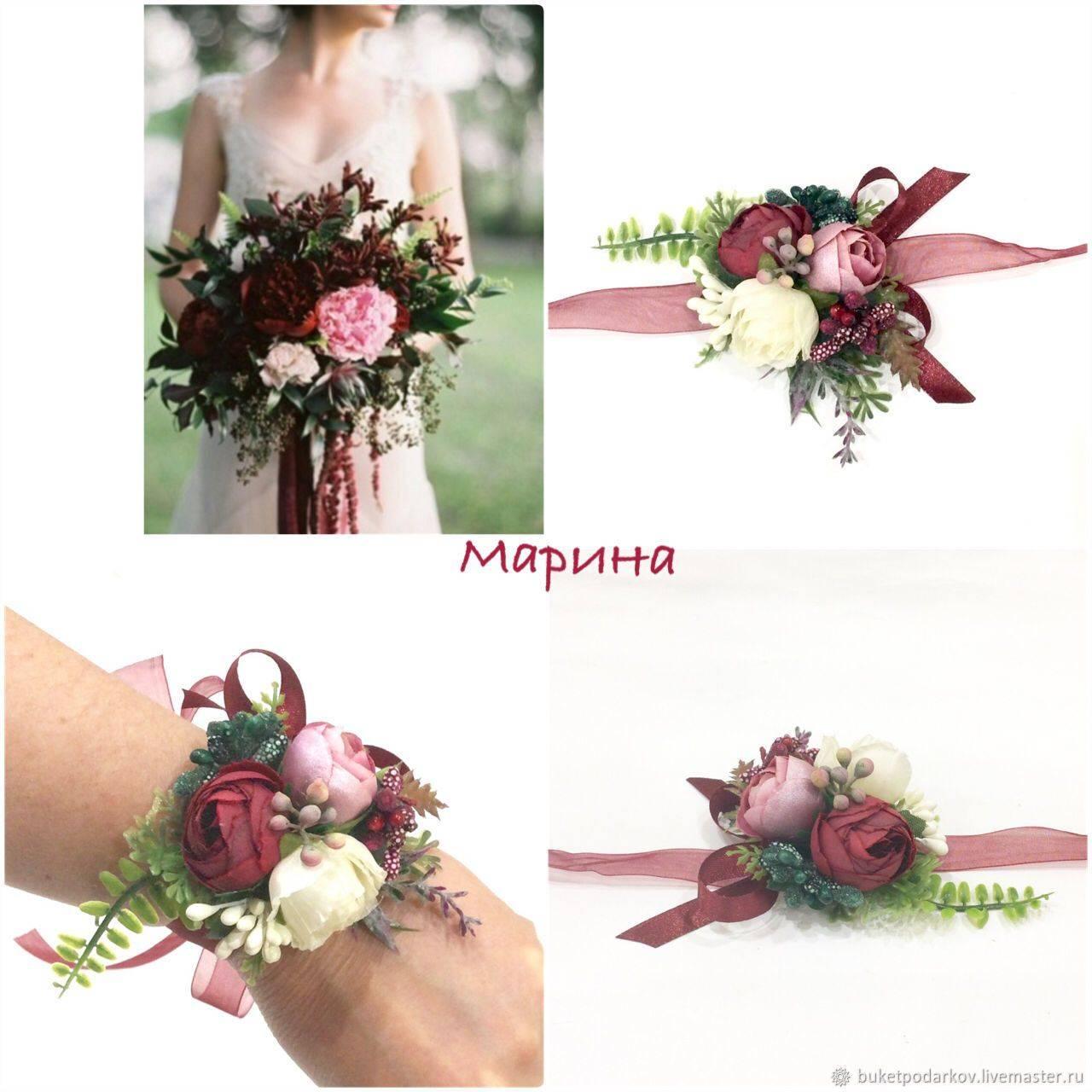 Как сделать свадебный цветок своими руками – оригинальные идеи