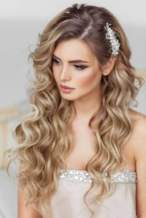 Свадебный макияж 2019 — 150 фото самых разнообразных модных стилей и сочетаний