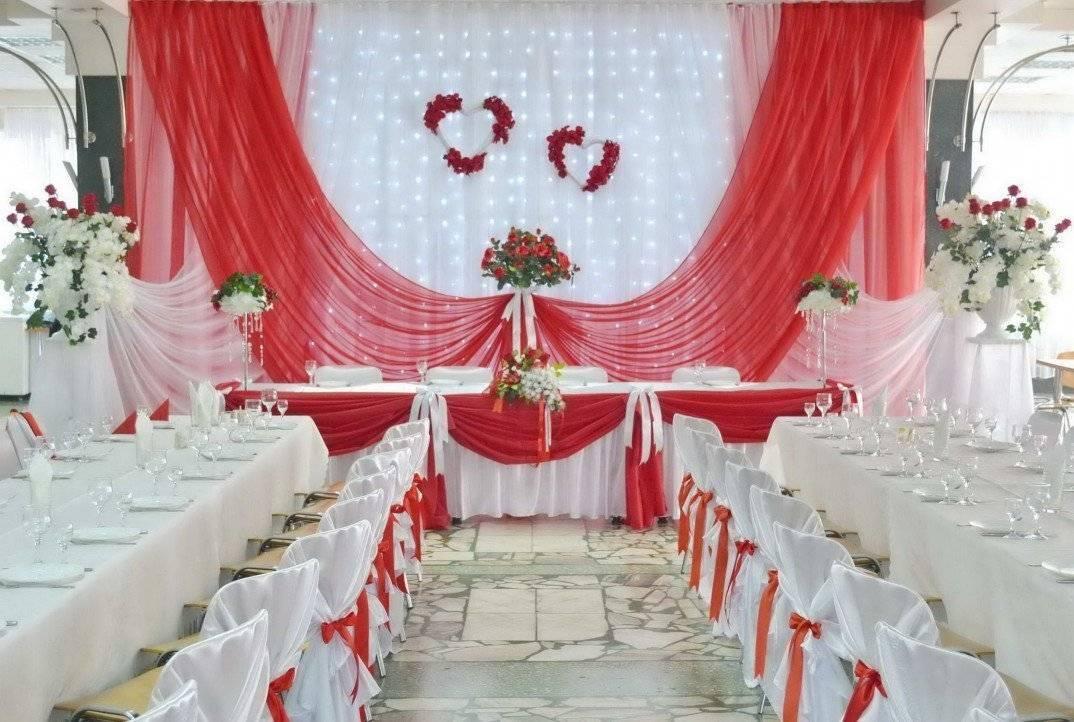 Самые красивые и простые варианты оформления зала на свадьбу, создаем оформление банкетного зала на свадьбу самостоятельно!