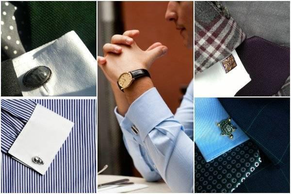 Запонки мужские брендовые: самые популярные и крутые бренды