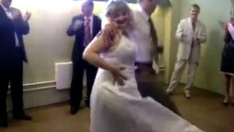 Свадебный танец молодоженов: идеи и советы
