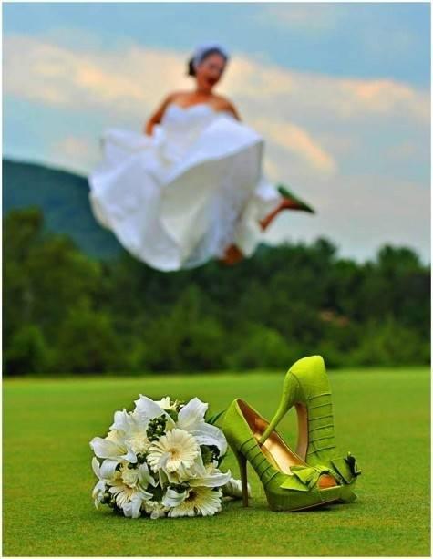 Идеи для свадебной фотосессии летом: как наполнить альбом яркими снимками