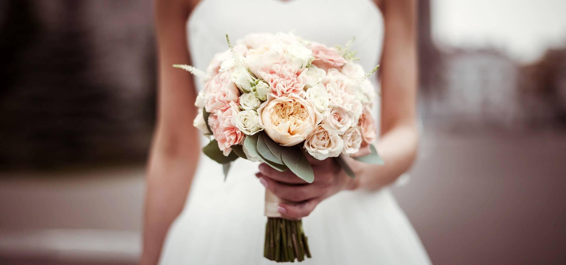 Варианты оформления свадьбы в синем цвете: все нюансы