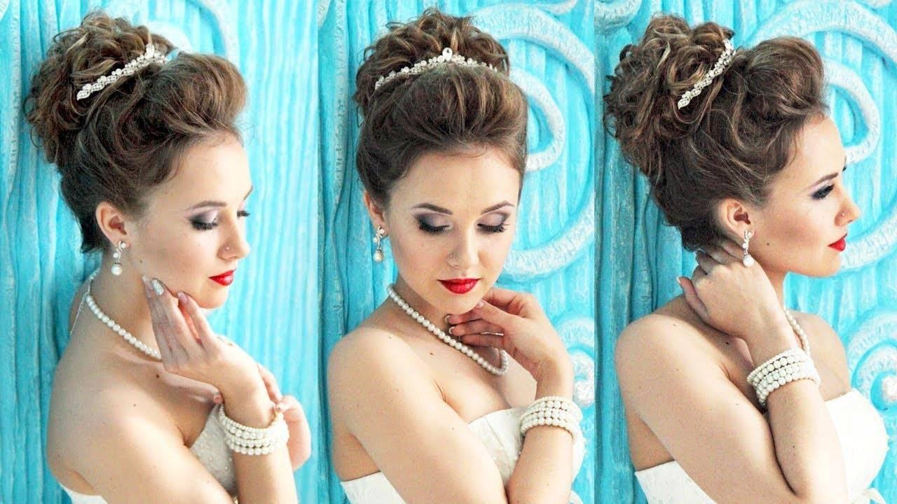 Роскошные свадебные прически в 2020 году: превосходные фото идеи для современных невест