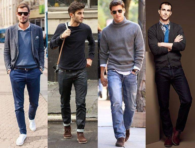 Как подобрать цвет обуви к брюкам? мужские правила