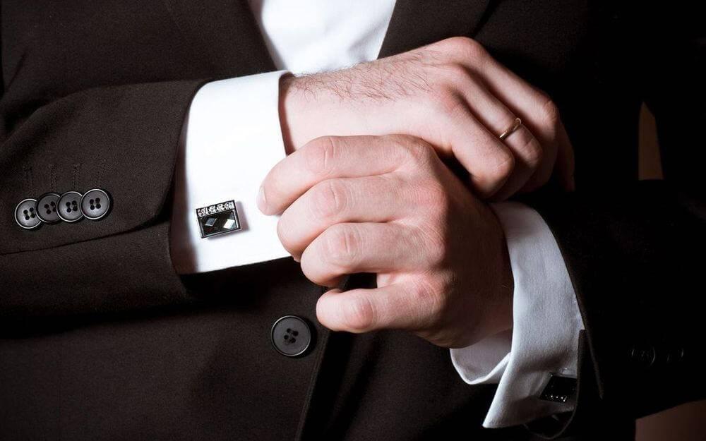 Мужские брендовые запонки