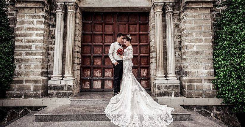 Свадебная прогулка в москве. маршруты свадебной прогулки.