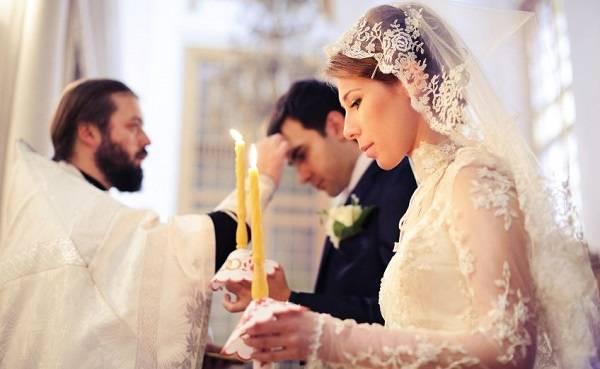 Венчание в церкви- смысл, условия, требования