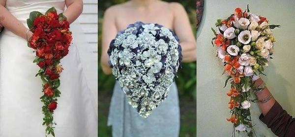 Букет невесты: фото красивых букетов 2020