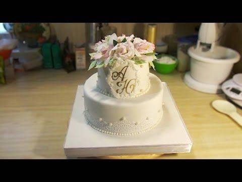 Приготовление свадебных тортов своими руками: лучшие рецепты