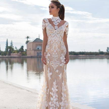 Кружевное платье: 144 модных фото