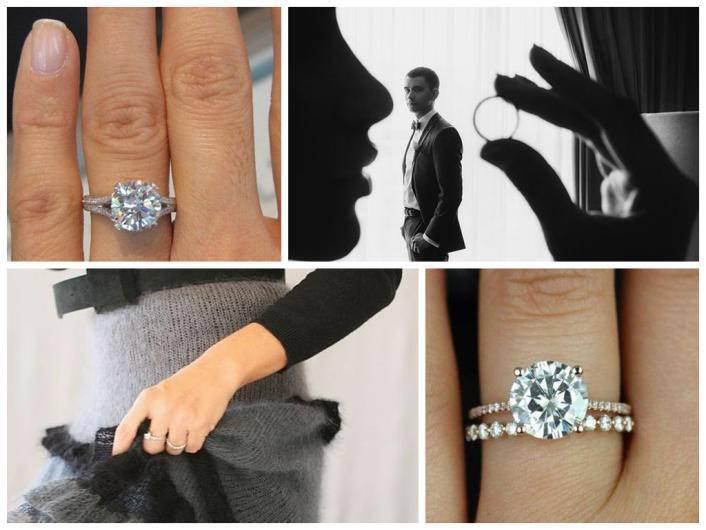 Приметы про обручальные кольца жениха и невесты