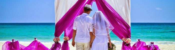 Свадьба на островах: лучшие страны для церемонии, советы и фото