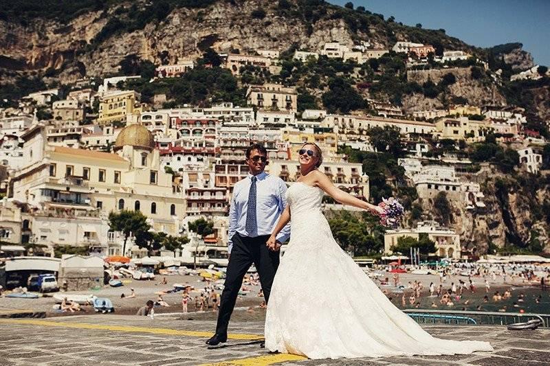 Как проходят свадьбы в италии