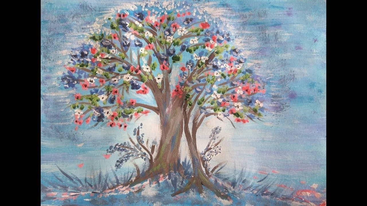 Дерево пожеланий на свадьбу | страна мастеров