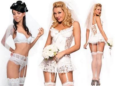 Как выбрать нижнее белье для невесты на свадьбу