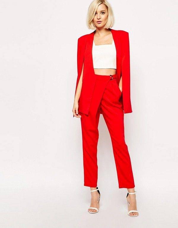 Модные брючные костюмы 2020-2021 года для женщин, фото, новинки, тренды, модели костюмов для женщин | glamadvice