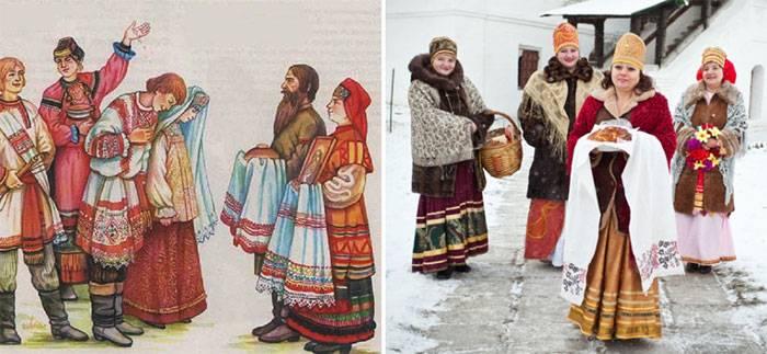 Свадебные обряды в русских традициях