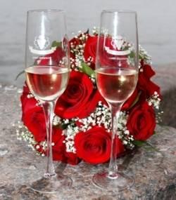 Поздравление с жемчужной свадьбой 30 лет в прикольных стихах