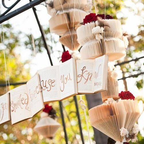 Свадебная книга пожеланий (фото)