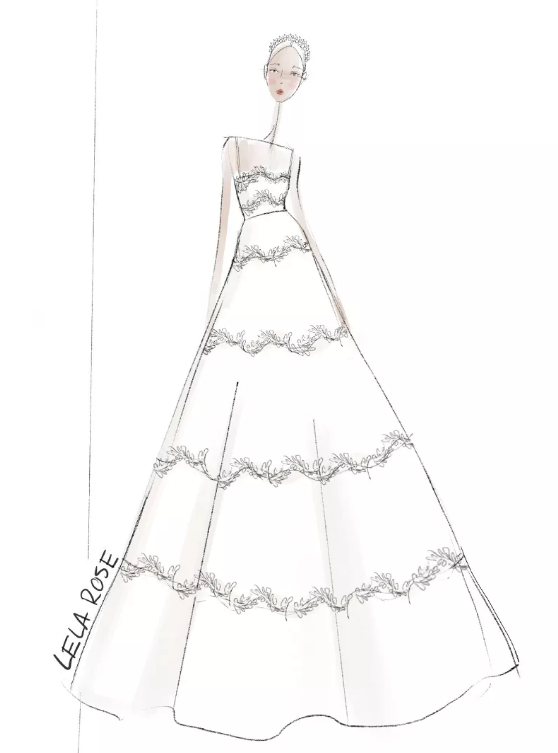 Красные свадебные платья: 70+ обворожительных фасонов для невес