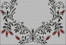 Схема вышивки рушника крестом: свадебный как вышить, бесплатно скачать узоры, наборы с орнаментами без регистрации