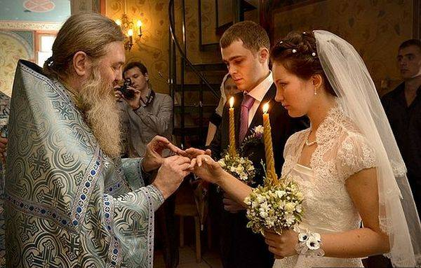 Венчание в церкви. подготовка к венчанию, сам обряд. венчальные традиции, поверья, приметы