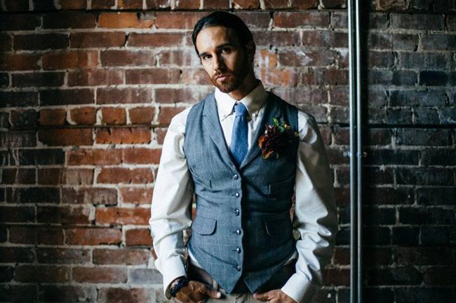 Свадебные аксессуары жениха: важна каждая деталь