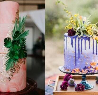 Сладко да гладко: 9 самых популярных свадебных тортов в 2019 году