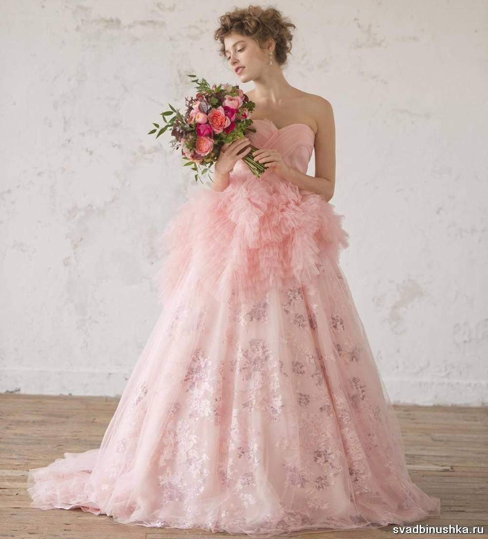 Нежная свадьба в сиреневом цвете