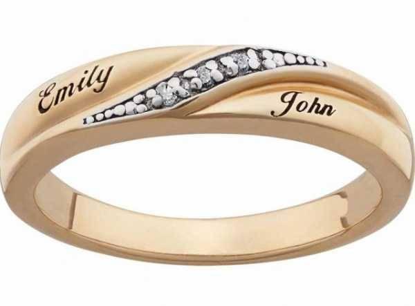 На каком пальце мужчины носят обручальное кольцо? разведенным, женатым и вдовцам - на какой палец следует надевать мужское обручальное кольцо?