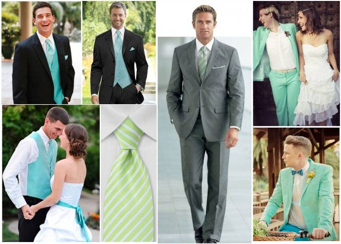Модный цвет свадьбы в 2020 году: от лазурного до ягодного