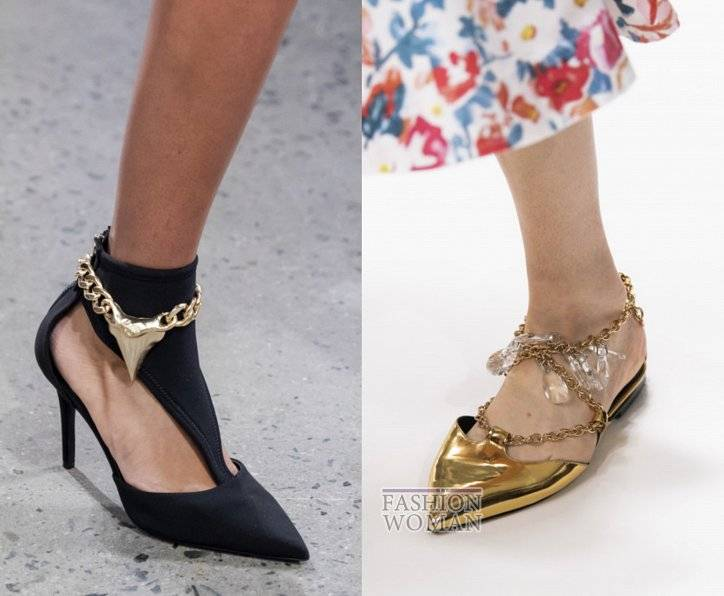 Самые модные женские туфли 2020-2021: тренды и новинки сезона